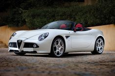 Alfa Romeo Spider 2010 - World Of Classic Cars - Alfa Alfa, Alfa Romeo Spider, Alfa Romeo Cars, Dream Cars, Convertible, Cabriolet, Amazing Cars, Hot Cars, Muscle Cars
