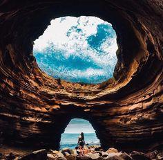 Cabrillo Caves, San Diego