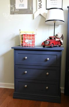 This tutorial has been a long time coming. I have wanted to do this Ikea's Rast hack for some time now. Weeks ago I finally made the leap or what I thought was going to be the leap, Ikea was completely out of the Rast 3 drawer chest. I was a little more than bummed. ... Read More about Ikea's Rast Night Stand Hack