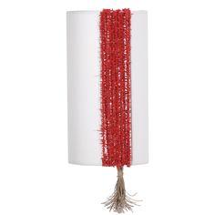 Ro Sham Beaux Rachel Red Wall Mount via @Zinc_Door #zincdoor #colorcrave #redandwhite