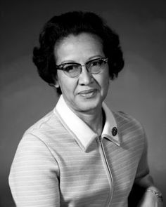 Katherine Johnson is a mathematician and space scientist who developed the trajectories for Alan Shepherd's historic 1961 space mission and the 1969 moon landing.