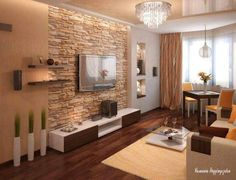 How to Install Interior Stone Veneer (Video) | DIY for Home ...