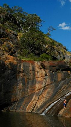 I must go here soon - Serpentine National Park, Darling Scarp, Perth, Western Australia, Australia Perth Western Australia, Australia Travel, Tasmania, Solo Travel, Travel Oz, Flora Und Fauna, Australian Continent, Holiday Places, Places To See