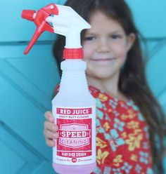 We couldn't face a day of cleaning without our heavy duty liquid cleaner, Red Juice. Speed Cleaning, Cleaning Hacks, Cleaning Supplies, Professional House Cleaning, Clutter Control, Juice Concentrate, All Purpose Cleaners, Pet Safe, Cleaning Products