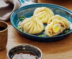 Recepty: Vietnamské knedlíčky bánh bao s omáčkou nuoc mam Dim Sum, Treats, Snacks, Ethnic Recipes, Asia, Sweet Like Candy, Goodies, Appetizers, Sweets