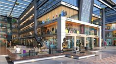 Galaxy Diamond Plaza all new commercial shops are to be launched at Noida Extension. These retails spaces are developed at Gaur City 2 near to Greater Noida West.