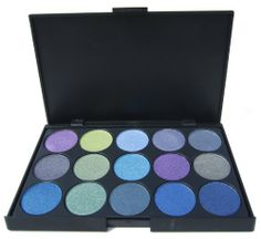 New!!! Ml Collection 15 Warm Color Eyeshadow Palette