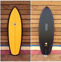 "Album Surfboards - Custom Doom 5'4"" Eps/Epoxy"
