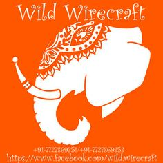 Buy Vintage Earrings by Wild Wirecraft Online at Xarato.com