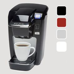 Keurig® MINI Plus Brewing System: this is a must have! Get your favorite coffee whenever you want!