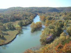 Hardy, AR : Hardy Spring River, Lower Falls