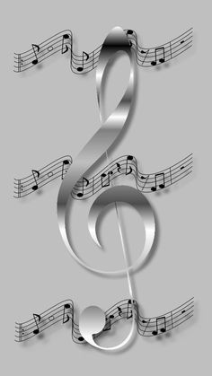 New Music Artwork Instruments Ideas Music Note Symbol, Music Notes Art, Music Symbols, Music Drawings, Music Artwork, Art Music, Violin Music, Music Wallpaper, Iphone Wallpaper