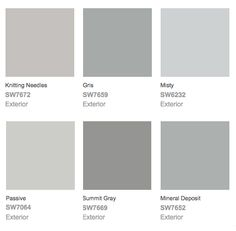 Colors Of Gray Paint sherwin-williams peppercorn sw 7674, wall color using either the