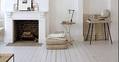 Afbeeldingsresultaat voor houten vloer schilderen