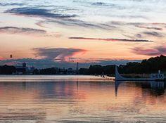 Poznan Poland, Jezioro Maltańskie [fot. P. Dudziński]