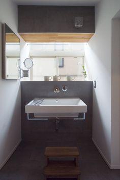 専門家:竹田和正 / 山上里美が手掛けた、洗面(passage)の詳細ページ。新築戸建、リフォーム、リノベーションの事例多数、SUVACO(スバコ)