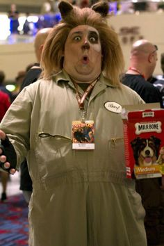 Barf, DragonCon 2011 Spaceballs. View more EPIC cosplay at http://pinterest.com/SuburbanFandom/cosplay/...