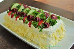 Gluteenitonta leivontaa: Voileipäkakut