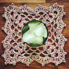 beautiful lace work for cosy homes handmade my Lara Mafalada  www.mybelovedcraft.com