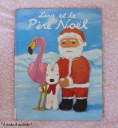 lisa_et_pere_noel