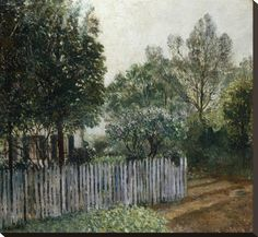 La Maison dans les Arbres, 1880 Giclee Print
