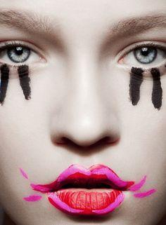 #anna albertin #makeup