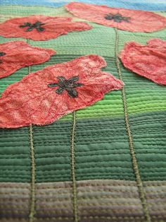 quilt tutorials, textile art tutorials, fabric painting tutorials, art quilting tutorial