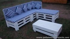 Ideas for Pallet Sectional Sofa