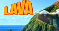 """Lava is a 2015 computer-animated musical short film, produced by Pixar and Disney Directed by James Ford Murphy and produced by Andrea Warren, it was released alongside Pixar's Inside Out on June 19, 2015. The short film is a musical love story that takes place over millions of years.is set to a song written by Murphy and was inspired by the """"isolated beauty of tropical islands and the explosive allure of ocean volcanoes."""