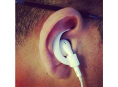 EarPod attachments for active people by Mstyle183 on Shapeways