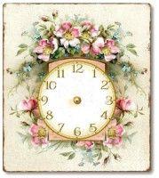 Gallery.ru / Фото #4 - Пока часы двенадцать бьют...Циферблаты - Anneta2012