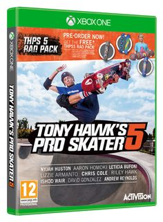 Tony Hawk' Pro Skater 5 Pre-Order Details, Release Date & Behind The Scenes Trailer