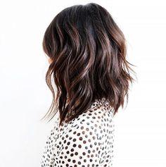 25 Inspiring Long Bob Hairstyles (via Bloglovin.com )