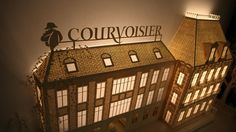 Cognac house Courvoisier and creative agency White Label commissioned us to create a bespoke installation combining paper architecture and projection mapping to…