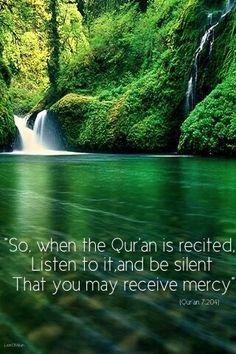 Listen to Al Quran