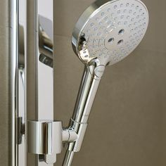 Axor Citterio E for the shower   Hansgrohe International
