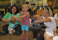Toddler Time at South Creek Branch Library Orlando, Florida  #Kids #Events