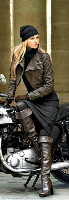 Love the leather!