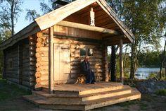 Amazing wood work skills in the carelian village Paanajärvi.