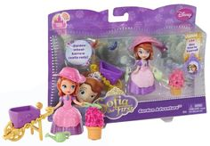 Sofia The First Garden Adventure Doll & Playset #34 Stay True to Yourself! BNIP  #Mattel