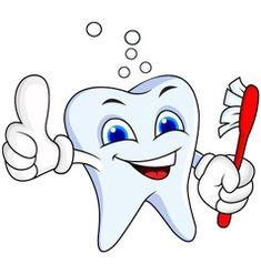 Your teeth have to last a whole life, therefore it is imperative that you keep on top of them. Oral health is an easy matter to accomplish. Teeth Health, Oral Health, Dental Health, Tooth Clipart, Tooth Cartoon, Arte Country, Dental Art, First Tooth, Teeth Care