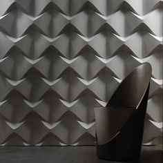 Italian brand 3D Surface have launched their inaugural collection of relief wall panels.
