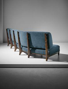 Studio BBPR, Unique sofa, designed for the Belsana offices, Milan @artsy