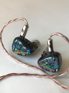 Introducing the brand new in-ear monitor, Flamenco.   Probably world's first 11 drivers earphones