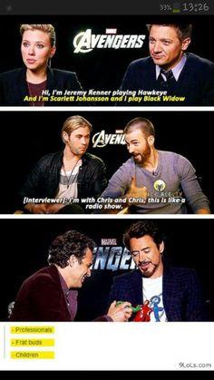 The avengers, avengers memes, marvel memes, marvel dc comics, marvel funny The Avengers, Avengers Memes, Marvel Jokes, Marvel Funny, Marvel Dc Comics, Avengers Actors, Marvel Characters, Dc Memes, Funny Memes