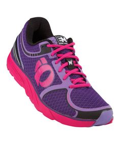 Take a look at this Purple & Fuchsia EM Road M3 Running Shoe on zulily today!