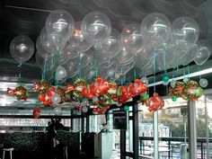 Under the Sea Ceiling Decor