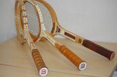 wilson wood racket