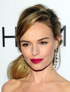 Kate Bosworth's Lipstick at the Homefront Premiere in Las Vegas