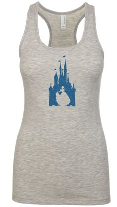 Disney Inspired Cinderella Castle Princess Vacation by Sunbroidery